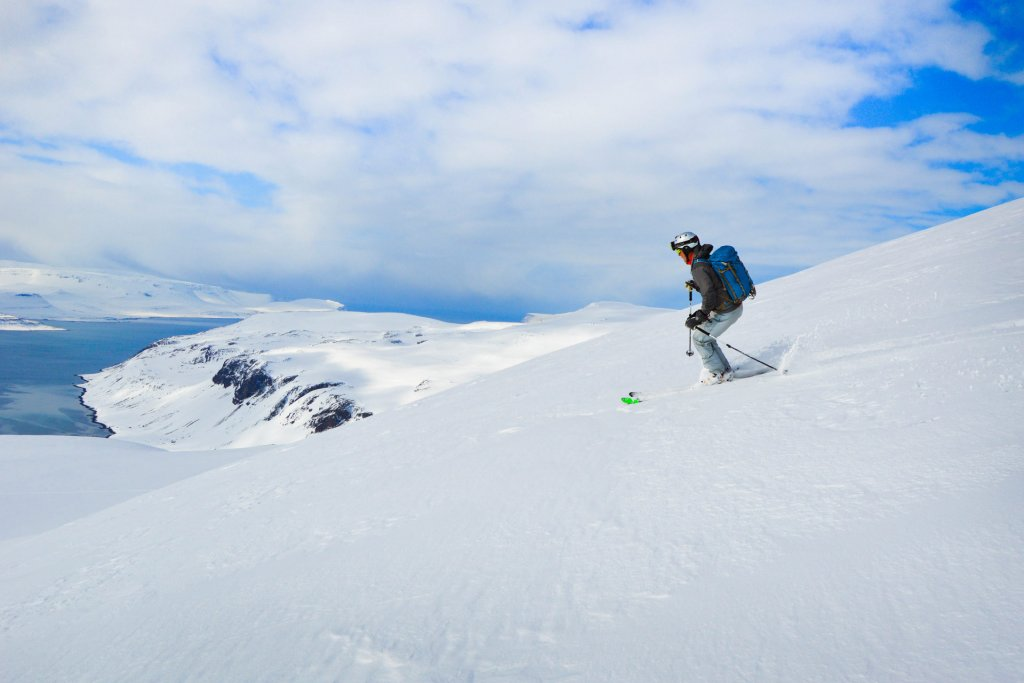 Epique - Tourskiën en splitboarden in IJsland