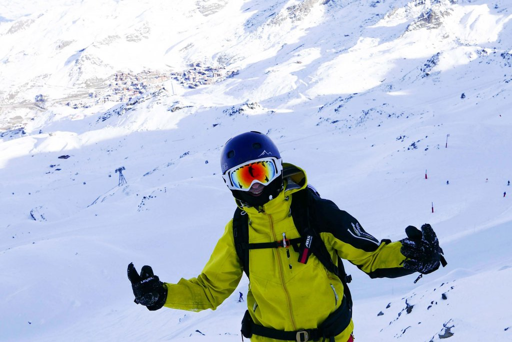 Epique - Off-piste freeride training portes du soleil