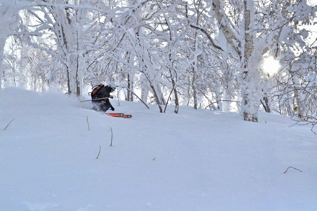 Epique -Skiën en snowboarden in Hakuba, Japan