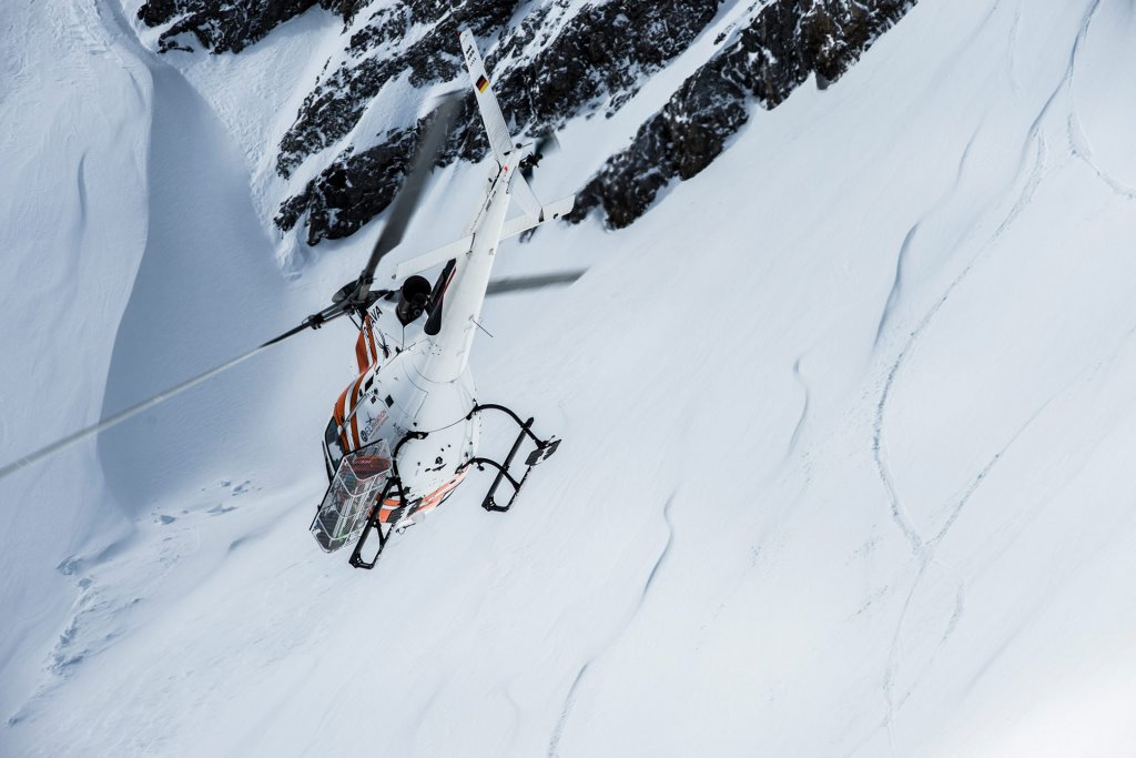 Warren Miller Entertainment - Heliskiën en heliboarden in Griekenland