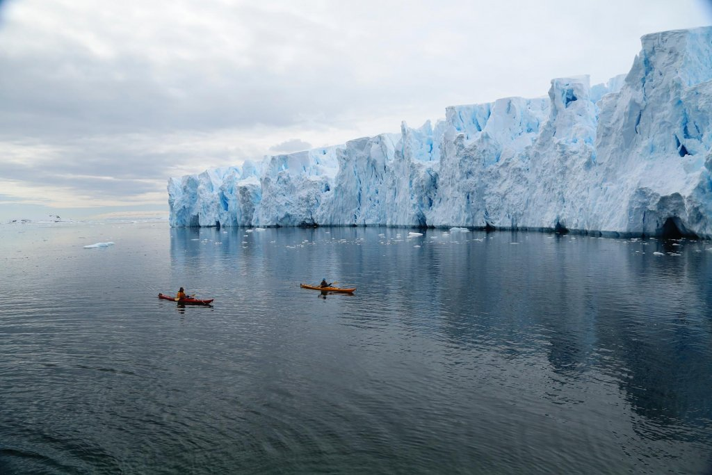 Epique - Tourski Expeditie Antarctica