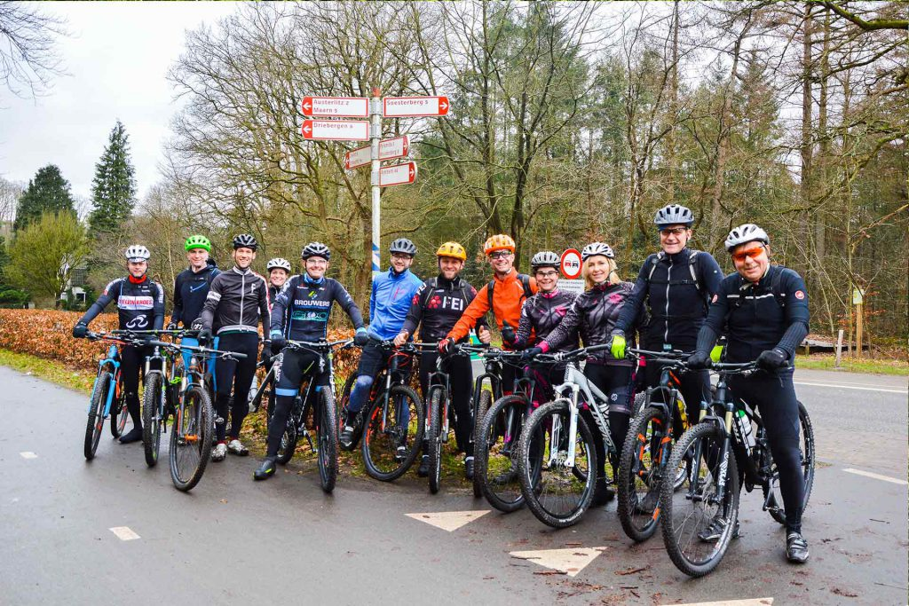MTB training clinics in Nederland